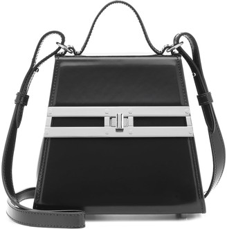 Y/Project Doctor Mini leather shoulder bag