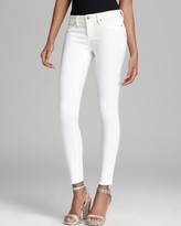 Blank NYC Blanknyc Skinny Jeans in White Lines