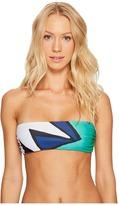 Mara Hoffman Superstar Bandeau Top Women's Swimwear