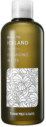 Thank You Farmer Back to Iceland Cleansing Water