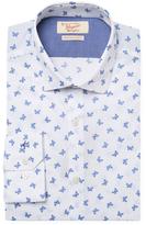 Original Penguin Butterfly Slim Fit Dress Shirt