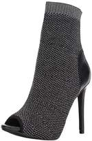 GUESS Women's Abri Peep Toe Dress Booties -