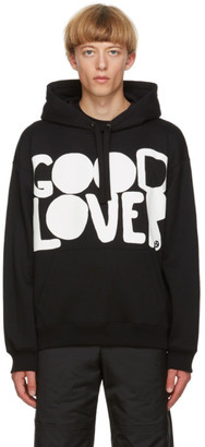 Valentino Black Good Lover Hoodie