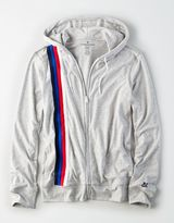 American Eagle Outfitters AE Flex Stripe Zip-Up Hoodie