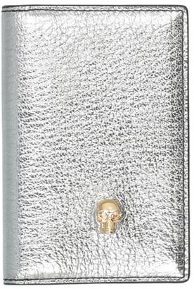 ALEXANDER MCQUEEN Document holder