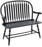 Bed Bath & Beyond Carolina Chair & Table Company Windsor Bench in Antique Black