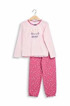 Esprit Girl's Josevine Mg Pyjama Set