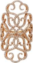 INBAR Diamond Pave Lace Ring