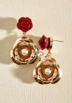 Rosette Your Sights on Style Earrings