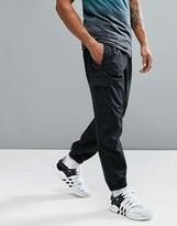 Adidas Zne Cuffed Joggers With Side Pocket In Black B46965