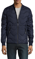 Kenzo Quilted Zip-Up Jacket