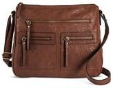 Bueno Women's Bueno Crossbody Handbag - Tan