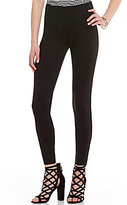 Stoosh Front Seam High Rise Ponte Pants