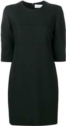 Victoria Victoria Beckham Structured Sleeve Dress