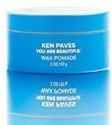 Ken Paves You Are Beautiful Wax Pomade, 0.27 Pound