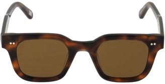 Chimi Tortoise 004 Square Acetate Sunglasses