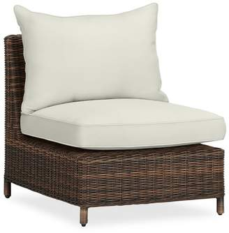 Pottery Barn Replacement Single Chaise Cushion