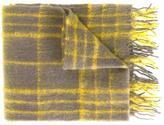 Paul Smith fringed scarf