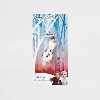 River Island Frozen Olaf shaped keyring