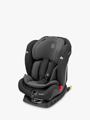Maxi-Cosi Titan Plus Group 1/2/3 Car Seat, Authentic Black