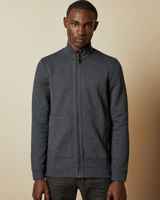 Ted Baker UPSIDES Zip up cotton layer