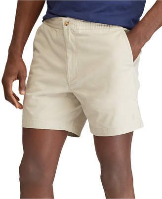 "Polo Ralph Lauren Men 6"" Classic-Fit Drawstring Shorts"