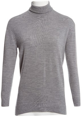 Balenciaga Grey Wool Knitwear for Women