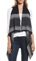 BCBGMAXAZRIA Women's Faded Stripes Knit Vest