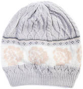 Muk Luks Women's Cottage Rose Beanie