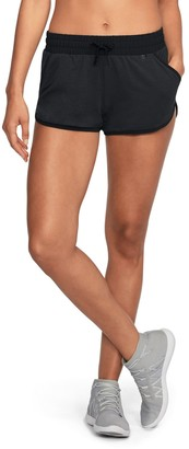 Under Armour Women's UA Unstoppable Knit Shorts