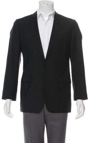 Dolce & Gabbana Wool Striped Blazer