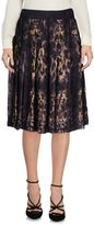 Soho De Luxe Knee length skirts