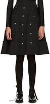 Comme des Garcons Black Tiered Skirt