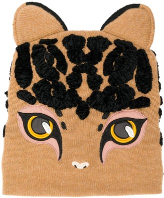Dolce & Gabbana Cat Shaped Beanie