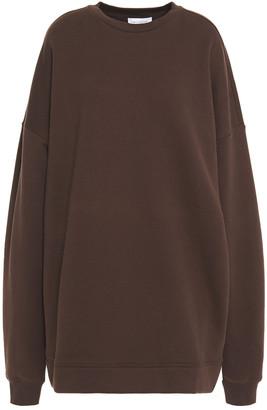 Ninety Percent Organic French Cotton-terry Mini Dress