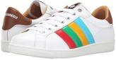 DSQUARED2 Santa Monica Striped Tennis Shoe