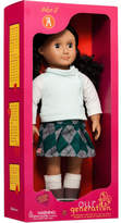 """Our Generation Abril 18"""" Non Poseable Doll"""