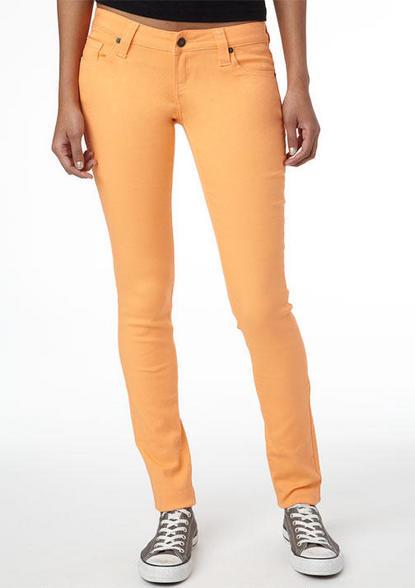 Delia's Britt Low-Rise Skinny Jean