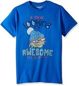 Nickelodeon Men's Rocket Power Short Sleeve Graphic T-Shirt