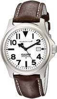 Momentum St.Moritz Watch Group Men's 1M-SP00W2C ATLAS Classic Field Watch with Oversize Numbers and Date Watch