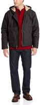 Wolverine Men's Stonewall Sherpa Lined Duck Jacket