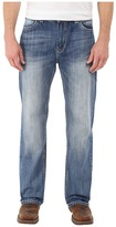 Rock and Roll Cowboy Double Barrel in Medium Wash M0S7423