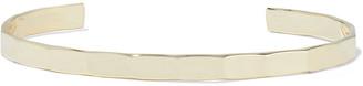 Shashi Vegas 18-karat Gold-plated Cuff
