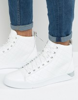 Diesel Diamond Outline Sneakers