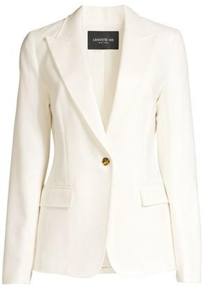 Lafayette 148 New York Monarch Weave Carter Jacket