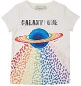 "Gucci Kids' ""Galaxy Love"" Cotton Short-Sleeve T-Shirt"