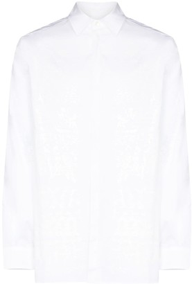 A-Cold-Wall* Long-Sleeve Buttoned Shirt
