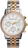 Michael Kors Women's Ritz MK5650 Stainless-Steel Quartz Watch