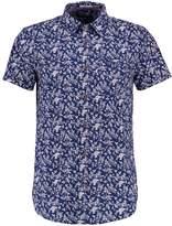 Teddy Smith Cadas Shirt Dark Blue