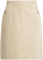A.P.C. Workwear cotton-blend skirt